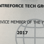 Centreforce wins 2017 Service Member of the Year | Centreforce