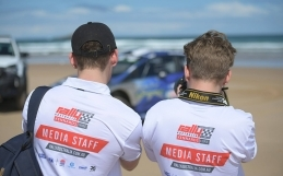 BEHIND THE SCENES AT THE 2017 KENNARDS HIRE RALLY AUSTRALIA