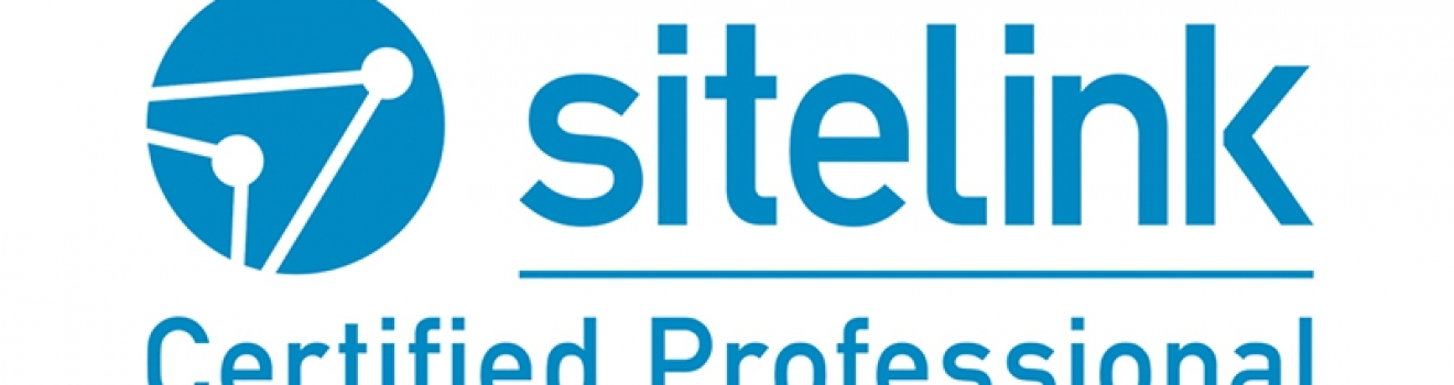 SITELINK CERTIFIED PROFESSIONAL – DEVELOP YOUR SKILLS FOR BETTER RESULTS
