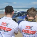 Behind the scenes at 2017 Kennards Hire Rally Australia | Centreforce